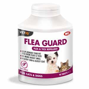 Flea Guard - Dog/Cat Repallant Tablets