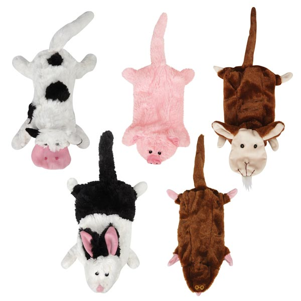 Stuffing Free and Low Stuffing Toys