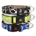 X-Treme Logo Nylon Dog Collars