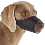 Nylon Dog Muzzles - Black