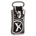 Grriggles XTRM Pro Retriever Tug Toy - Black