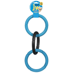 Invincible Chains Dog Toys Assorted Colors