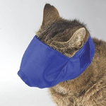 Nylon Cat Muzzles - Blue