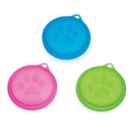 Pet Studio Neons Lid For Tin Cans - 3-Pack