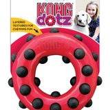 KONG - Dog Toy Dotz Circle Large