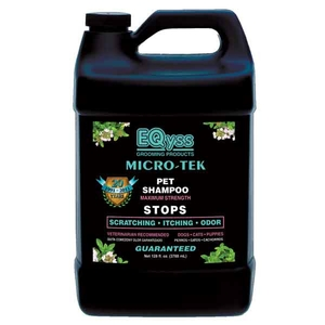 EQyss Micro-Tek Medicated Shampoo - 1 gallon