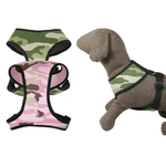 Petster Camo - Big Dogs - Harnesses