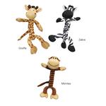 Kong Safari Braidz Dog Toys