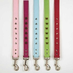 Canine Charmers Dog Leads - Pink