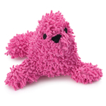 Grriggles Squeaking Seal - Pink