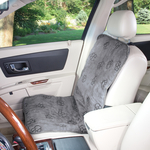 GG Pawprint Singel Seat Covers - Charcoal