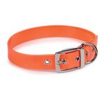 Waterproof Dog Collars - Orange