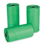 Biodegradable Replacement Waste Bags 8-pack