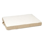 Petsters Orthopedic Memory Beds - Beige