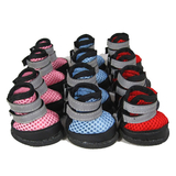 Air Doggy Style Dog Boots - Blue
