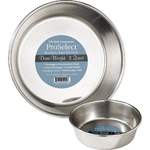 ProSelect Stainless Steel Dura-weight Bowls