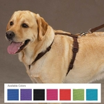 Petsters Nylon Harnesses - Chocolate