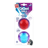 GiGwi Ball - Lightweight ball in soft TPR material, flowing, bouncing and piping