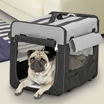Smart Top Plus Soft-Sided Collapsible Crates