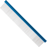 Master Grooming Tools Aluminum Finishing Comb