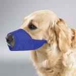 Nylon Dog Muzzles - Blue