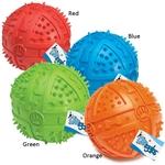 Grriggles Chompy Romper Balls - Rubber Dog Toys