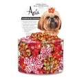 Aria Holiday Flower Bows Whith Rhinstone - 2-pack