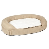 Petsters Orthopedic Memory Foam Beds - Beige - Large
