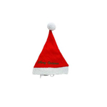 Embroider Christmas Hat