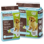 ClearQuest Blooming Fresh Scented Puppy Pads