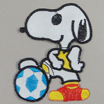 Embroidery Snoopy Design