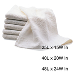 Pet Grooming Towels - 12 Pack