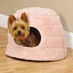 Slumber Pet Cuddler Bed  Hideaway - Pink