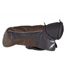 Hurtta Outdoors Ultimate Winter Dog Jacket - Mocha