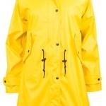 Raincoat - Yellow