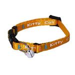 Cat Collar Kitty, Yellow