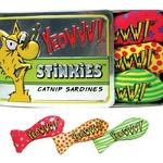 YEOWWW Sardines in sheet metal