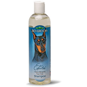 Bio-Groom Bronze Luster Shampoo Intensifies all warm shades of red and brown fur.