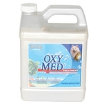 Tropiclean Oxy Med Treatment Rinse - Gallon