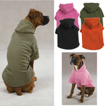 Basic Fleece Dog Hoodies