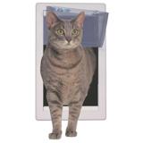 Perfect Pet by Ideal Lockable Cat Door