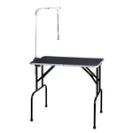 Master Equipment Grooming Table - Black