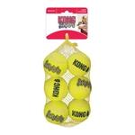 Dogtoy  KONG SqueakAir Tennis Ball, 6-pack