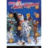 Advent calendar / Christmas calendar with candy to the dog