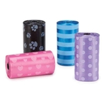 Waste Bags Multi Packs - 8 rolls - Classic
