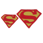 Embroidery Superman Sign