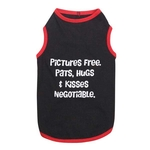 Honor Pictures Free Dog Tank - Black