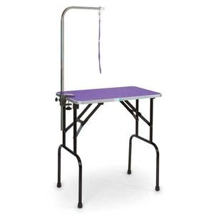 Master Equipment Grooming Table - Purple
