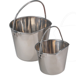 ProSelect Heavy Gauge Handled Pails - Flat sided