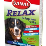 Sanal Relax - Calming Tablets - 20 - 60 kg